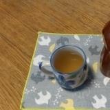 新生姜で作るジンジャーシロップ