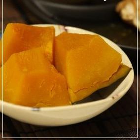 簡単☆ルクエ de かぼちゃの煮物
