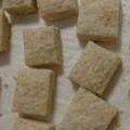 簡単 ビニール袋で混ぜる サクサククッキー