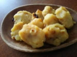薩摩芋で簡単おやつ