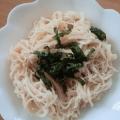 ぶちぶち美味しい 中華ゴマ素麺