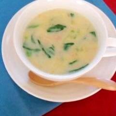 栄養いっぱいコーンスープ