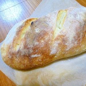 パーネトスカーノ☆イタリア☆トスカーナの塩なしパン