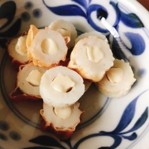 【夫婦のおつまみ】カマンベールチーズのチーかま
