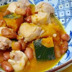 いとこ煮☆ 鶏肉入り「冬至の南瓜煮」