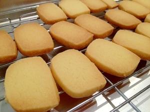 簡単☆基本のマーガリンクッキー