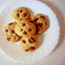 完熟バナナのソフトクッキー