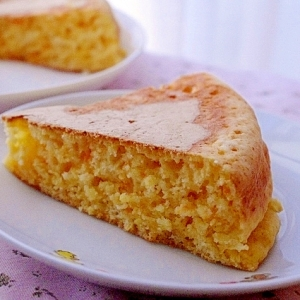 キャロットパンケーキ