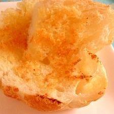 フライパンで焼く☆チーズトースト