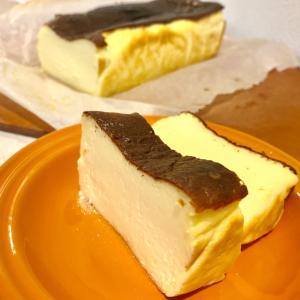 糖質制限中も★めちゃ旨!おからバスクチーズケーキ