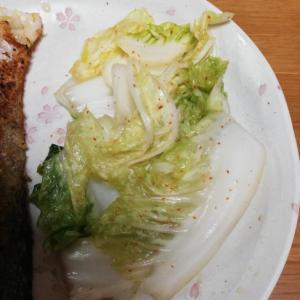 火を使わない簡単白菜ナムル