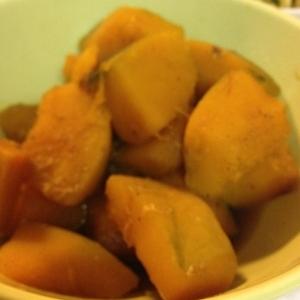 かぼちゃの含め煮☆おふくろの味