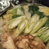 簡単!出汁がおいしい 鳥鍋