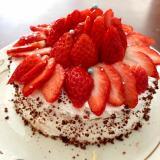 子供と作る簡単ケーキ
