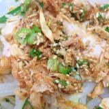 鶏むねともやしの野菜たっぷり中華風サラダ♩