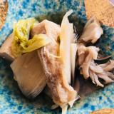 舞茸*白菜*薄揚げ*厚揚げの煮物