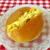お弁当に!卵ロールパン♡