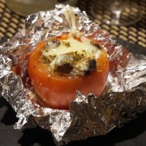 【高知食材】鰹のトマトカップグラタン