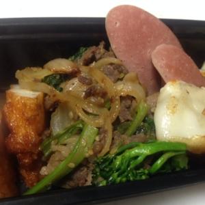 お弁当のおかずに☆牛肉とブロッコリー炒め☆