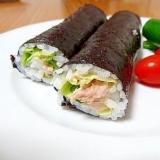 うちのご飯・うちの寿司「ツナ海苔巻」(細巻)