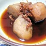 里芋とゲソの煮物