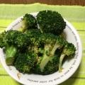 春野菜のブロッコリーで簡単ナムル