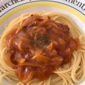 市販のソースで☆ミートスパゲッティー