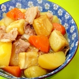 モチモチ♡高野豆腐入り肉じゃが