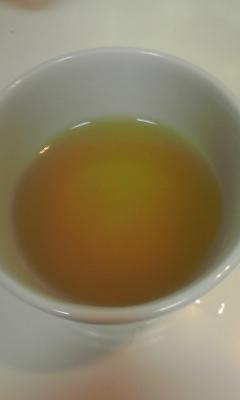 さっぱり、塩緑茶