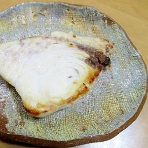 メカジキの塩糀焼き