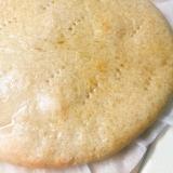 ピザ生地で塩パン