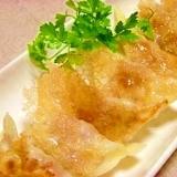 肉の旨味☆粗挽き肉餃子