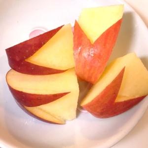 子供に人気!ミニミニうさぎリンゴ♪