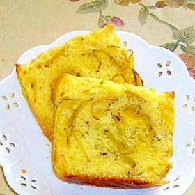 ホットケーキミックス【カリカリさつまいものケーキ】