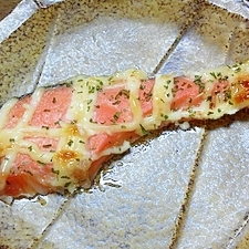 鮭マヨ焼きっ♪