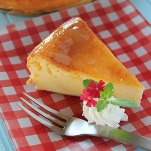 柚子ベイクドチーズケーキ~フルーツ甘酒ジャム~
