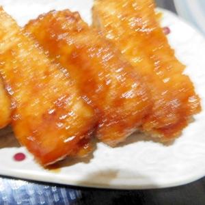 豚カツのの味噌煮