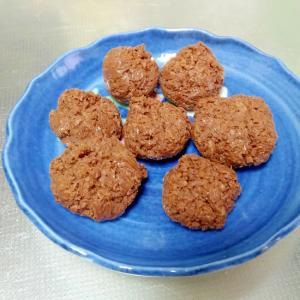 パン粉で作るチョコクランチ