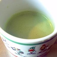 オリゴ糖入り青汁ミルク
