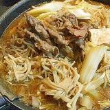 すき焼き・割り下も自家製・肉に下味で、しっかり味