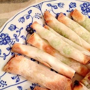 魚焼きグリル使用☆ノンオイルで簡単な枝豆の餃子焼き