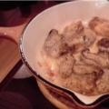 シンプル☆かきのガーリックバター焼き