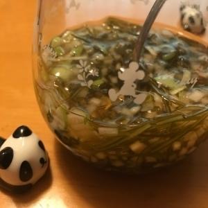 なんちゃって「だし」(冬野菜Ver.)
