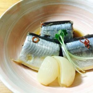 絶品☆ふんわりジューシー秋刀魚のニンニク煮