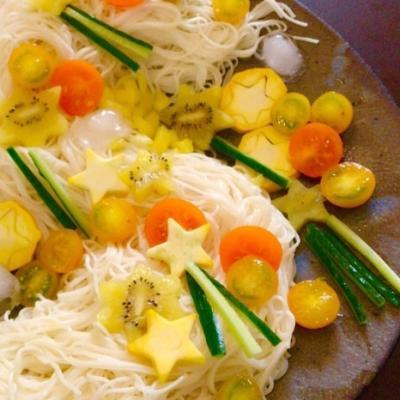 食べるのがもったいない!?見た目も楽しい「七夕料理レシピ」6選