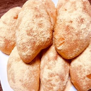 きな粉揚げパン
