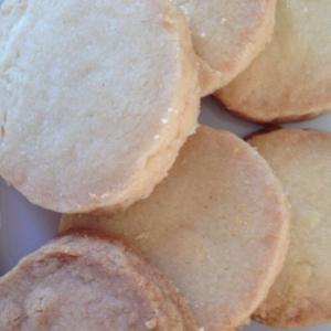 材料二つで簡単クッキー!