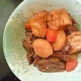 フライパンで簡単!馬肉を使った煮物