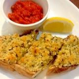 かりっとろっ食感‼︎白ナスのパン粉マヨネーズ焼き