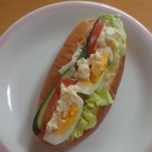 ホットドック☆野菜